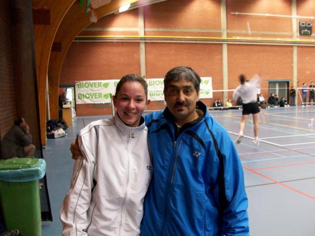 Steph et Gaffar (BBAC Bruges 2009)