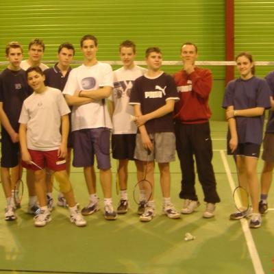 Jeunes - groupe de Cécric Gosset (Lau, Dam, Aly,...) (2004)