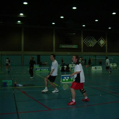 Dam et Popo en DMA Champ. LFBB (2007)
