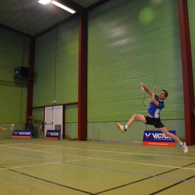 Ben Close - Interclub Nationale 2 (08/11/2014)