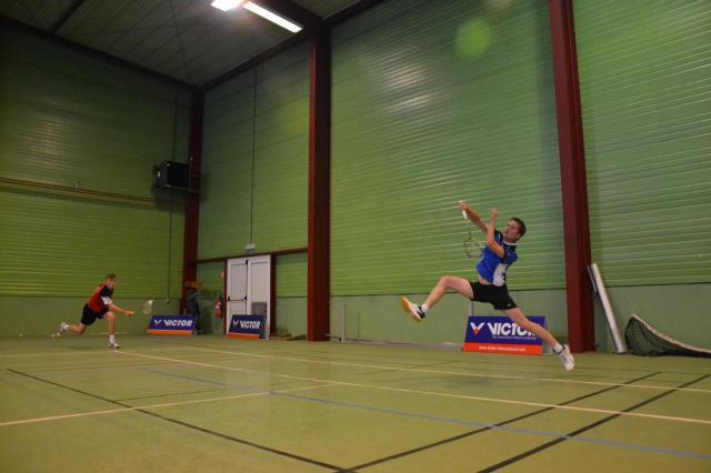 Ben Close - Interclub Nationale 2 (08/11/2014)