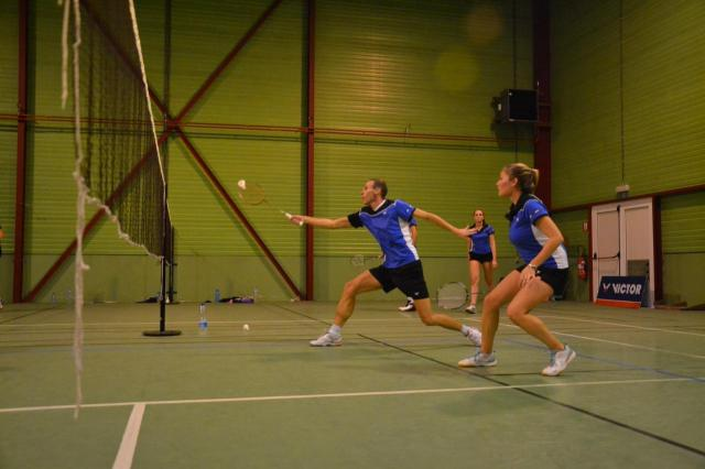 Marine et Bruno - Interclub Nationale 2 (08/11/2014)