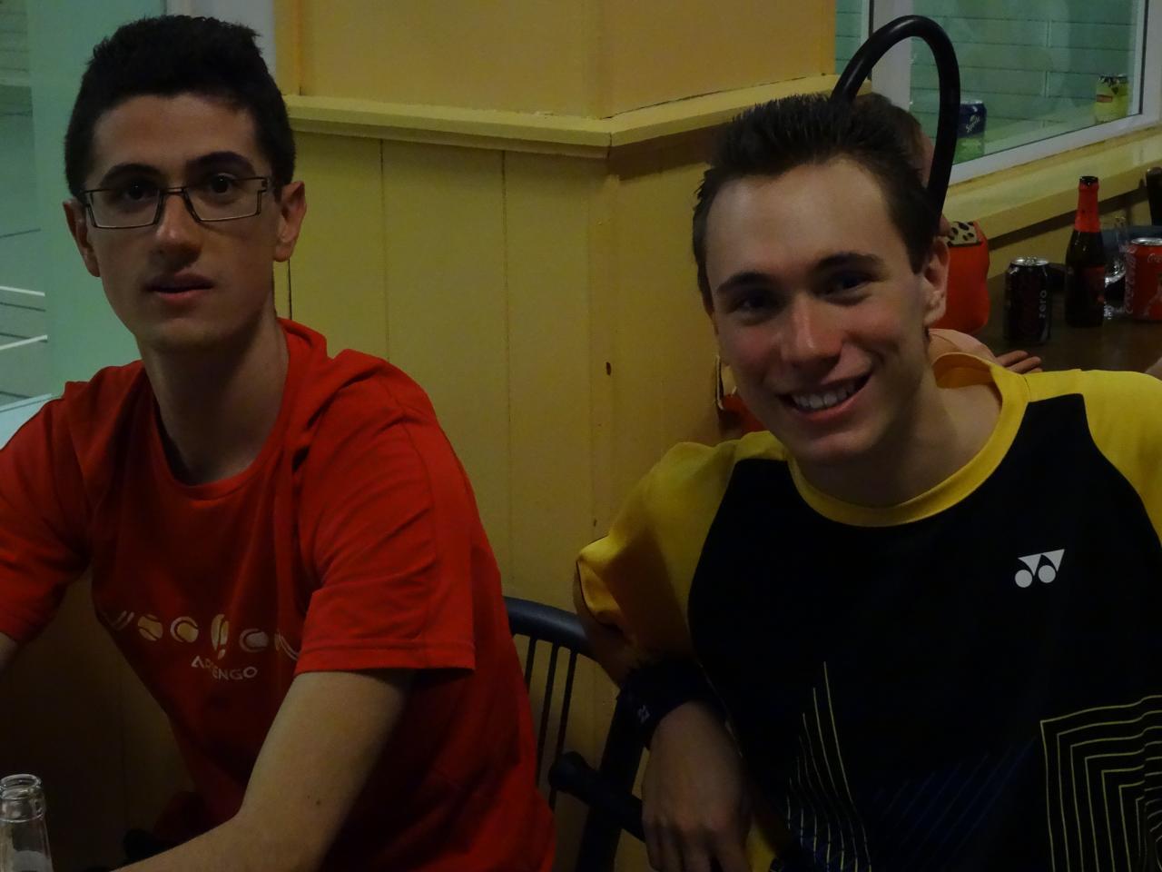 Jérémy et Max - Bierset 14