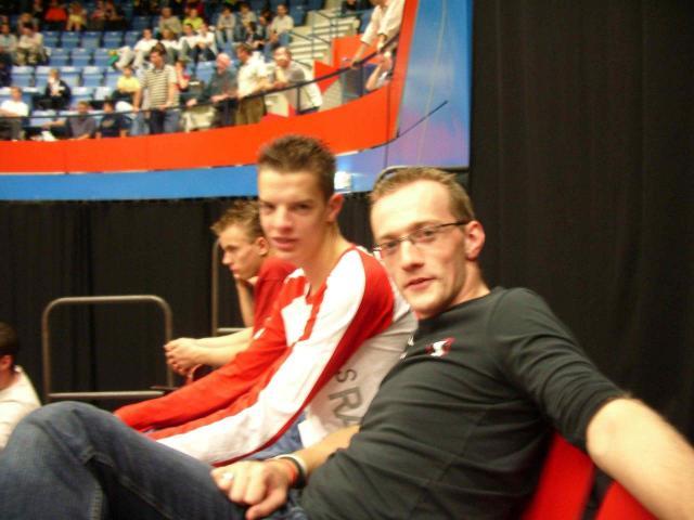 Dam et Pascal (DutchOpen 2005)