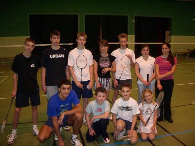 Groupe de Eddy - 2005