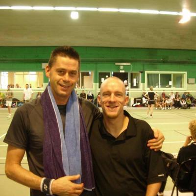 Popo et Eric (Grâce 2008)