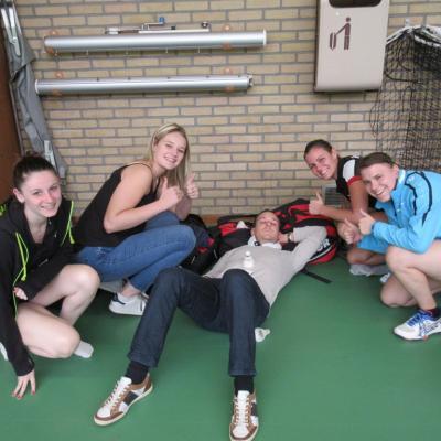Nils & girls