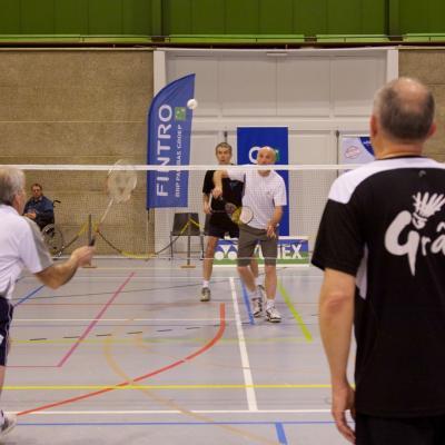 Joseph Garzotto et Georges Kokou - Champ. Belgique 2013