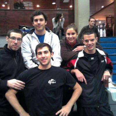 Championnat LFBB (2010)