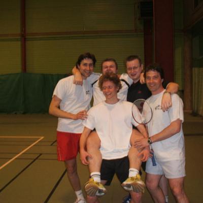 Equipe Messieurs C (2008)